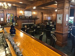 The bar features seven domestic and premium draughts, many of them local.