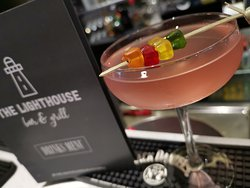 Our Gummy Bear Martini