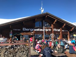 Breathtaking vista of the Jungfrau mountains
