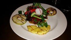 Pork Chop Pasteur