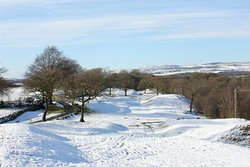 The Antonine Wall Site at Rough Castle