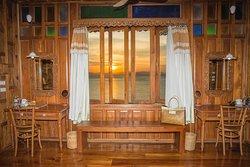 Dressing room of Royal Grand Pool Villa
