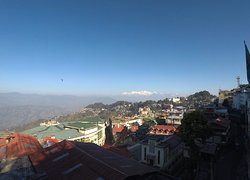 Kanchenjunga View From  Terrace