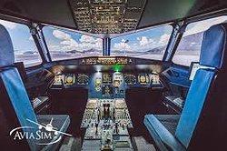 simulateur Airbus A320 à Aix en Provence