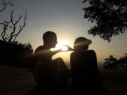 Loving moment with Loving Lanka by Nadika