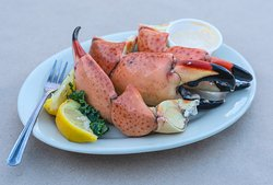 Love stone crab? Check out Pinchers in Naples, Florida.