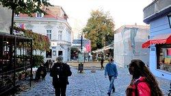 Skadarlija-Belgrade, Serbia