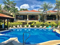 The Monte Carlo luxury condominiums are the best value and location in Jaco Beach.