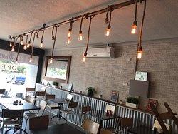 Cafe Brass Bell