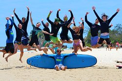 Blackdog Surf School Byron Bay