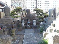 small graveyard