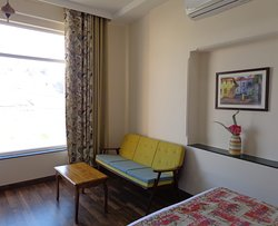 Lakeview King Room. Enjoy the experience of living besides a Lake.