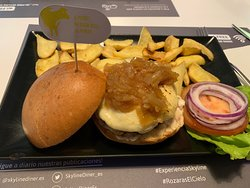 imagen Skyline Diner en Madrid
