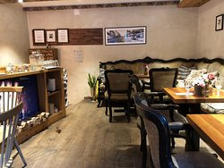 Cosy Tea Room