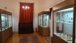 Музей Пиеридес, февраль 2019 года...