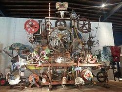 Espace Jean Tinguely - Niki de Saint Phalle