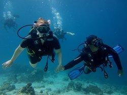 Intro Dive Menjangan Island
