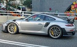 Hong Kong Car Culture | Porsche GT2 RS