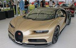 Hong Kong Car Culture | Bugatti Chiron