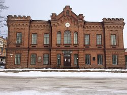 Minusinsk Local Lore Museum of N. Martyanov