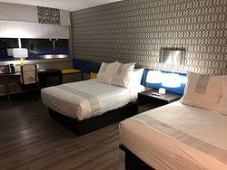 New, fun hotel feels like a Dick Tracy Comic