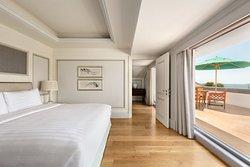 Barbaros Suite Bedroom