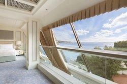 Bosphorus Duplex Suite