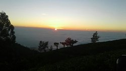 Amazing view sunsets from Lipton seat