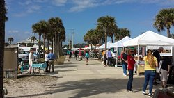 Farmer's Market at St. Augustine Pier