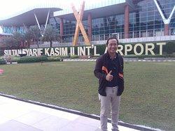 when i visited to Pekanbaru. I Like traveling