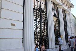 Recoleta Cemetery - Entrance - Buenos Aires