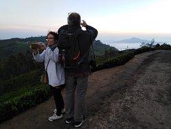 Lupton seat Tuk Tuk safari and tracking hiking tours in Haputale