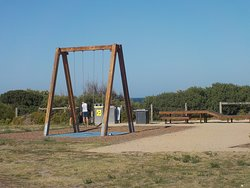 Swing is only play equipment