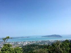 View from Big Buddha
