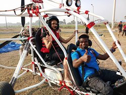 Paragliding Sohna in gurgaon. Best fleet with sky high line