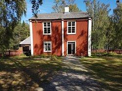 Folkskolan från 1846. Friluftsmuseet Murberget.