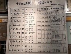 2階展示(帯広競馬の歴史)