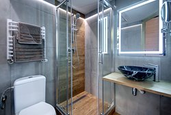 ONE OF OUR BATHROOM! IN ALL APARTMENTS WE HAVE NEW HIGH SPECIFICATION BATHROOM