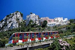 Funicular tickets are included