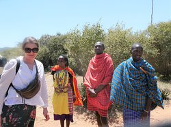 Masaierne byder velkommen