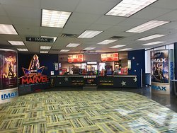 Challenger Learning Center | Concessions Area