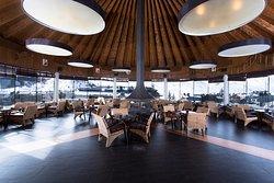 Cafetería panorámica