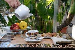 Tea Time vista mare
