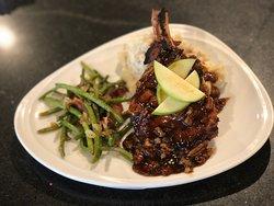 lunch/dinner - Clark's Chop