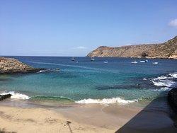 Tarrafal Beach