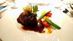 台北君悅酒店的餐點都在水準之上,口味不會讓人失望。