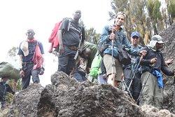 Kilimanjaro Join group full moon Lemosho July