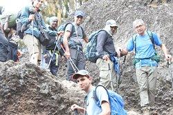 Kilimanjaro Join group full moon Lemosho