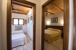 Apartment 2 bedrooms 1 bathroom