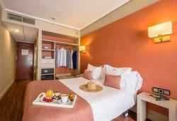 Hotel Regente Aragon Restaurante